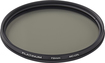 Platinum - 72mm Circular Polarizer Lens Filter - Clear