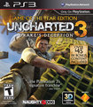 Uncharted 3: Game of the Year Edition - PlayStation 3