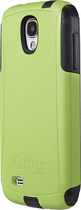 OtterBox - Commuter Series Shell Case for Samsung Galaxy S 4 Cell Phones - Key Lime