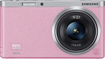 Samsung - NX Mini Mirrorless Camera with 9-27mm Lens - Pink