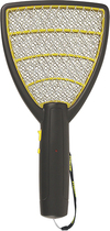 Stinger - On-the-Go Bug Zapper Racket - Gray