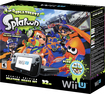 Nintendo - Wii U 32GB Console Splatoon Special Edition Bundle - Black