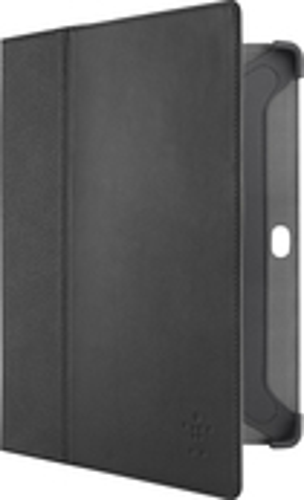 Belkin - Cinema Folio Case for Samsung Galaxy Note 10.1 - Black