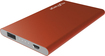 myCharge - RAZORPLUS Portable Power Bank - Red
