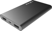 myCharge - RAZORMAX Portable Power Bank - Black