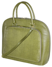 Wib - Francine Collection Park Avenue Laptop Case - Olive