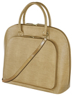 Wib - Francine Collection Park Avenue Laptop Case - Tan