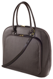 Wib - Francine Collection Park Avenue Laptop Case - Brown