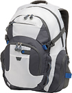 HP - Laptop Backpack - Glacier White/Smoked Gray/Neon Blue