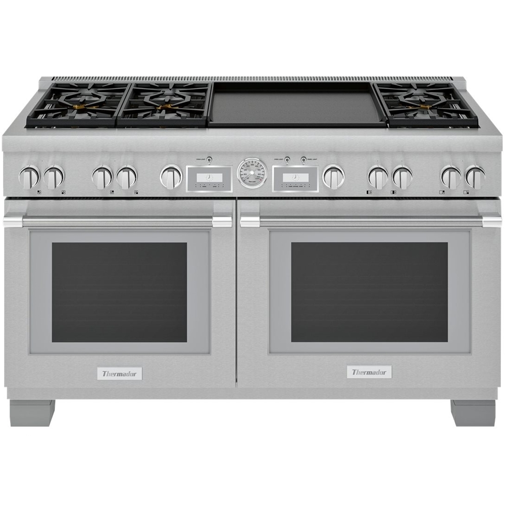 10.6 Cu. Ft. Self-Cleaning Freestanding Double