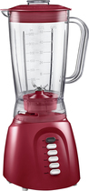 Insignia™ - 5-Speed Blender - Red
