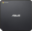 Asus - Chromebox - Intel Core i3 - 4GB Memory - 16GB Solid State Drive - Black