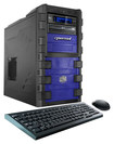 CybertronPC - Beast II Desktop - AMD FX-Series - 32GB Memory - 2TB Hard Drive - Black/Blue