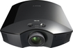 Sony - 3D LCD Home Theater Projector - Black