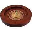 """Trademark - 19-1/2"""" Roulette Wheel"""