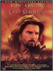 The Last Samurai (DVD) (2 Disc) (Widescreen) (Eng/Fre) 2003