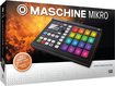 Native Instruments - MASCHINE MIKRO Controller - Black