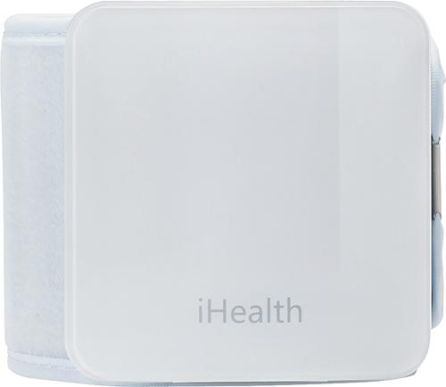 iHealth - Wireless Blood Pressure Wrist Monitor - White