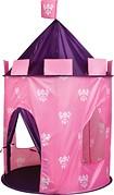 Discovery Kids - Pop-Up Princess Play Castle - Purple/Pink