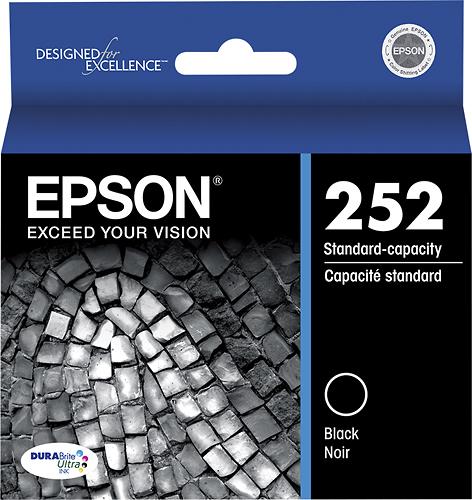 Epson - 252 Ink Cartridge - Black