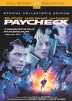 Paycheck - Remember The Future [p & s] [special Collector's Edition] (dvd) 6382407