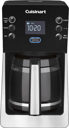 Cuisinart - Perfec Temp 14-cup Coffeemaker - Black 6387279