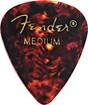Fender® - Medium Guitar Picks (12-Pack) - Shell