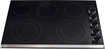 "Frigidaire - Gallery 30"" Built-In Electric Cooktop - Black"