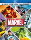 Marvel Animated Features 8-film Complete Collection [blu-ray] 6389107