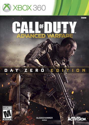 Call of Duty: Advanced Warfare - Day Zero Edition - Xbox 360