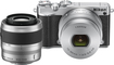 Nikon - J5 Mirrorless Camera With Nikkor 10-30mm Pd-zoom And 30-110mm Lenses - Silver