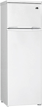 Igloo - 10.0 Cu. Ft. Top-Freezer Refrigerator - White