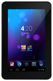 """Ematic - 7"""" Android Tablet - 8GB - Black"""