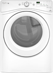 Whirlpool - Duet HE 7.4 Cu. Ft. 6-Cycle Electric Dryer - White