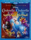Cinderella Ii: Dreams Come True/cinderella Iii: A Twist In Time [blu-ray] 6411164