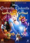 Cinderella Ii: Dreams Come True/cinderella Iii: A Twist In Time [2 Discs] (dvd) 6411234