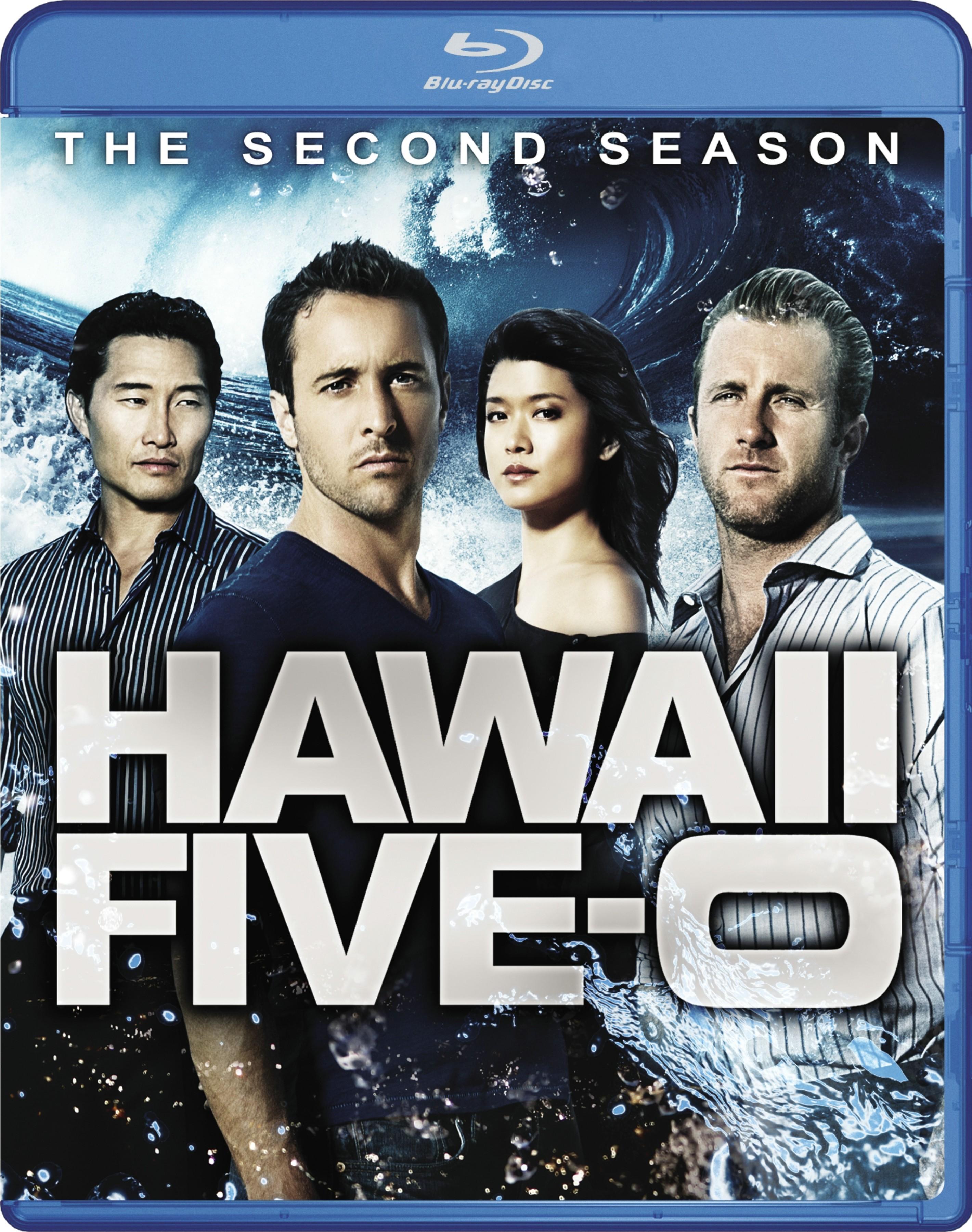 Hawaii Five-0: The Second Season [5 Discs] [blu-ray] 6412858