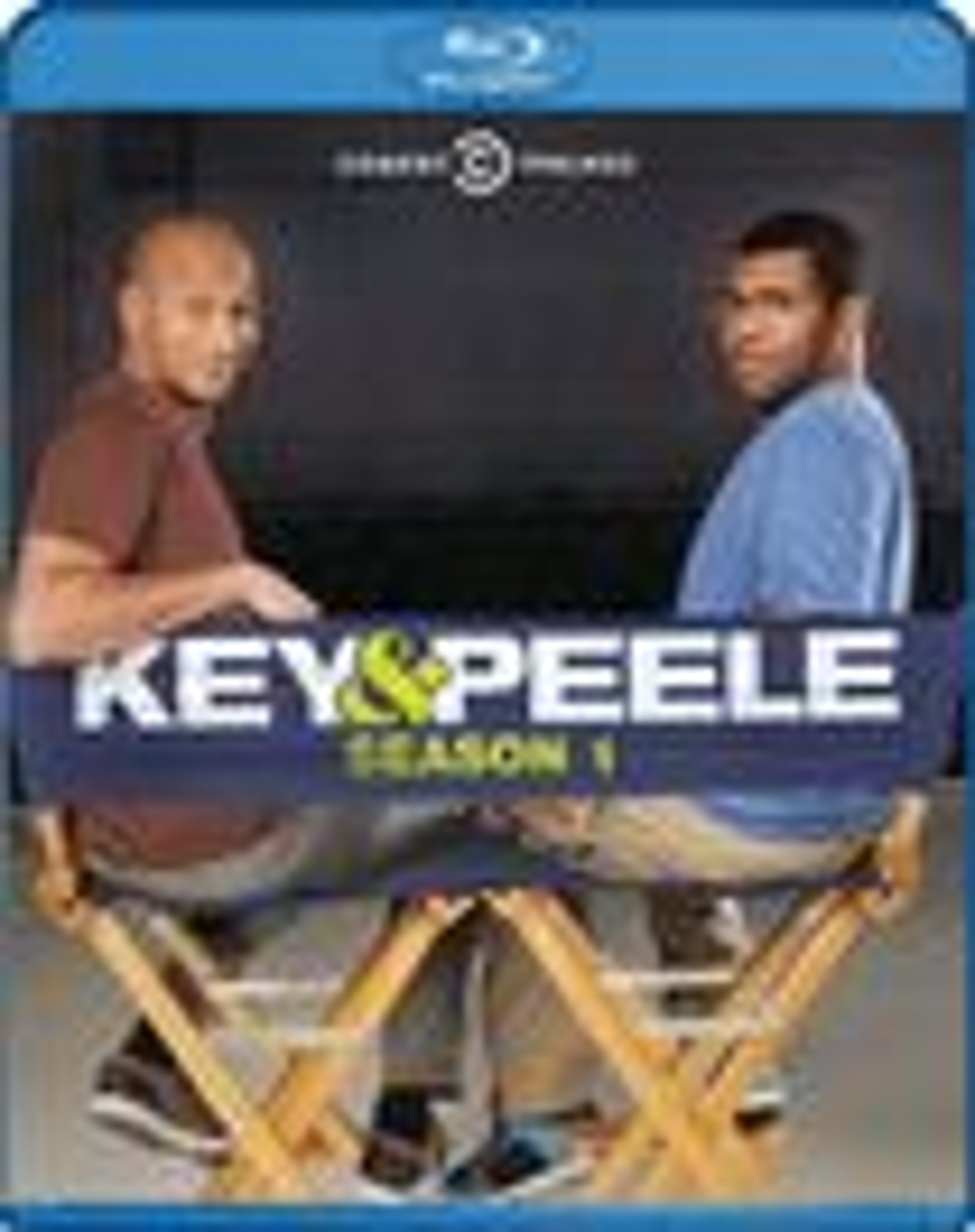 Key & Peele: Season 1 [blu-ray] 6412912