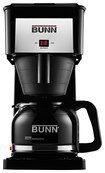 Bunn - Velocity Brew High Altitude 10-cup Coffeemaker - Black 6417113