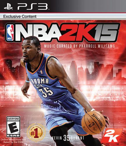 NBA 2K15 - PlayStation 3