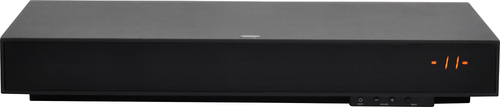 Zvox - Soundbase.350 Soundbar with Built-in 5.25 Subwoofer - Black