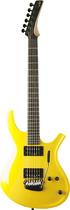 Parker - Maxx Fly PDF Series Radial Neck 6-String Full-Size Electric Guitar - Taxi Cab Yellow