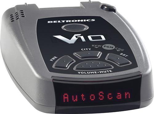 Beltronics - V10 Radar/Laser Detector - Platinum
