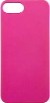 Rocketfish™ Mobile - Hard Shell Case for Apple® iPhone® 5 and 5s - Pink