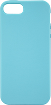 Rocketfish™ Mobile - Soft Shell Case for Apple® iPhone® 5 - Teal