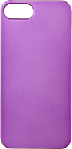 Rocketfish™ Mobile - Hard Shell Case for Apple® iPhone® 5 and 5s - Purple