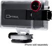 Optrix - XD Video Case for Apple® iPhone® 4 and 4S - Clear