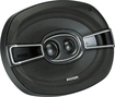 "Kicker - KS Series 6"" x 9"" 3-Way Car Speakers with Polymer Cones (Pair) - Black"