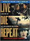 Live Die Repeat: Edge of Tomorrow (Blu-ray 3D) (Ultraviolet Digital Copy) 2014