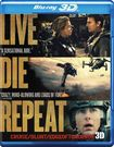 Live Die Repeat: Edge Of Tomorrow [3 Discs] [ultraviolet] [3d/2d] [blu-ray/dvd] 6435018